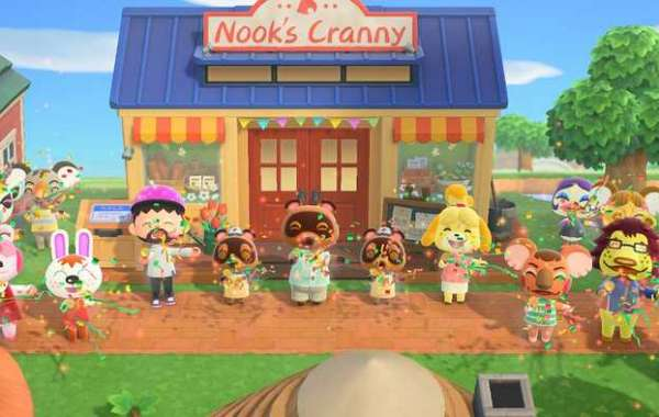 The latest news, Animal Crossing: New Horizons won the 2020 Golden Joystick Award for Nintendo Game of the Year