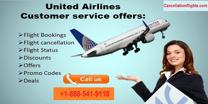 United Airlines Reservations {+1-888-541-9118}   Manage Flights Booking